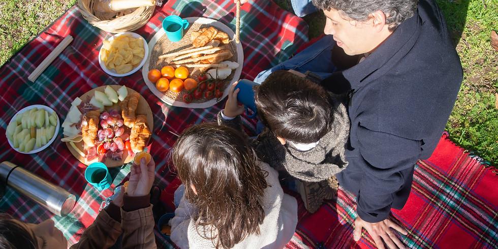 Picknick in't stad (2)