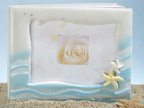 Beach Wedding - Starfish Guest Book