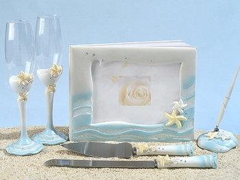 Beach Wedding - Starfish Reception Collection