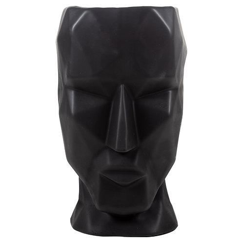 Geo Face Vase