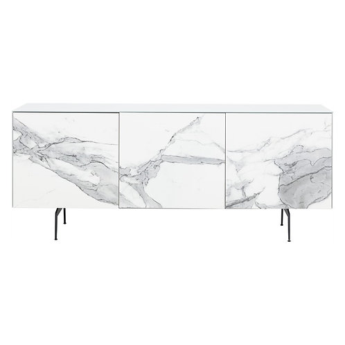 Carrara Canvas Sideboard