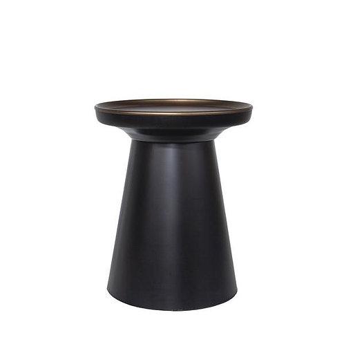 Coal Side Table