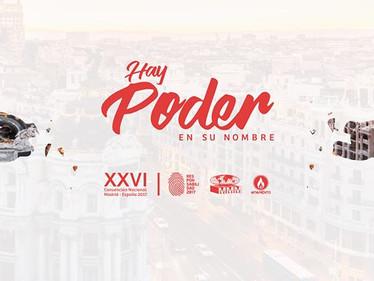 XXVI Convención Nacional España 2017