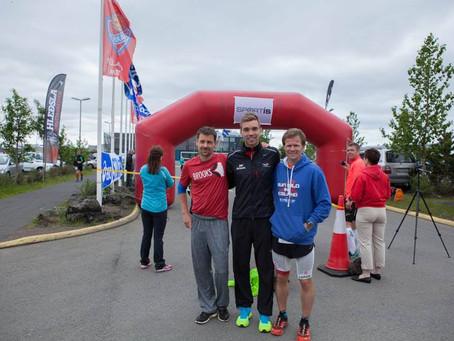 Sigurvegarar Karlar  2014 - 17.5 km