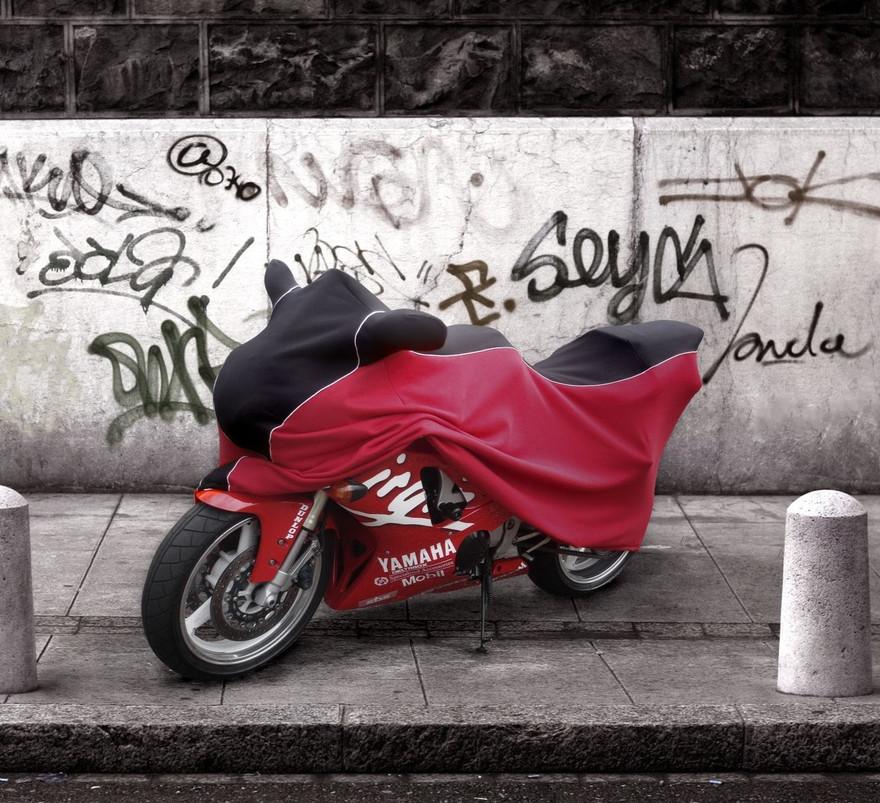 Prestige Custom Motorbike Cover