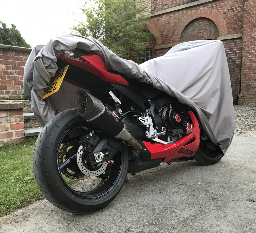 SuperShield Ultra Motorbike Cover