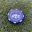 Thumbnail: Traditional Navy Blue Southpaw Golf Poker Chip Ball Mark