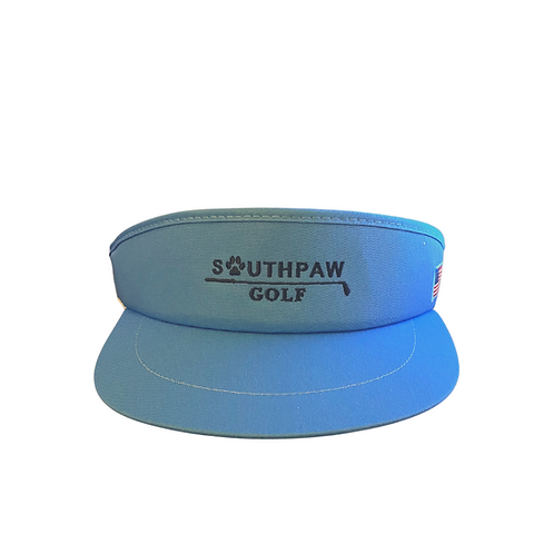 Columbia Blue Southpaw x Imperial Tour Visor