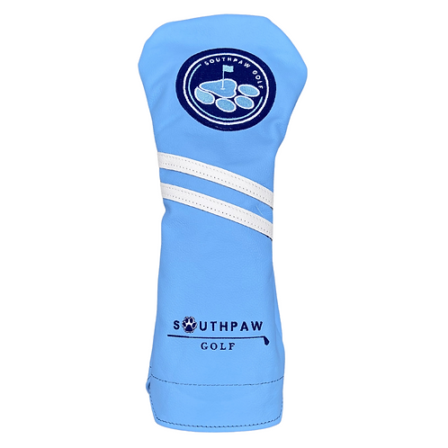 Dual Stripe - Limited Edition Southpaw Golf Leather Headcover