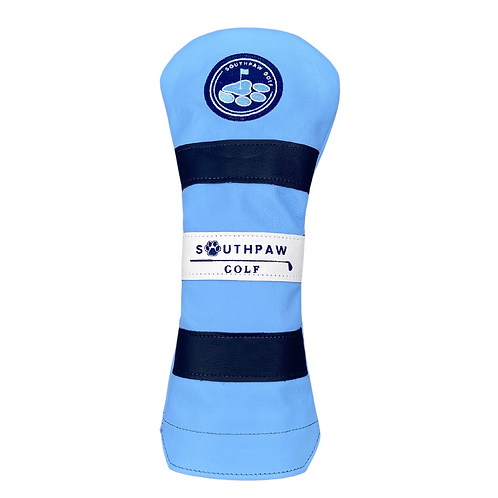 Signature Stripe - Limited Edition Southpaw Golf Leather Headcover