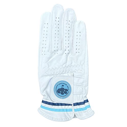Carolina Blue Southpaw Players Glove - Right Hand