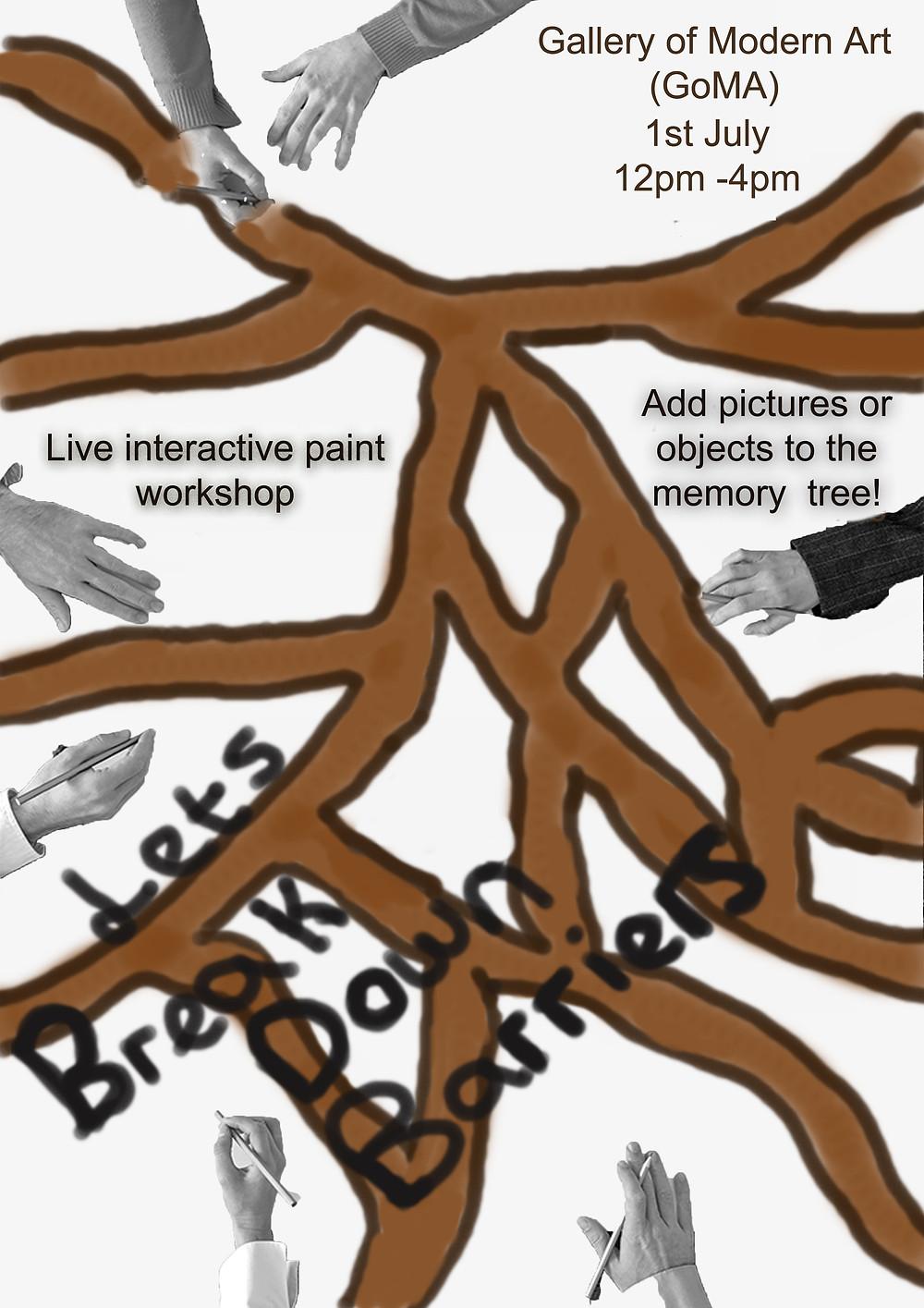 breaking down barriers workshop - Copy