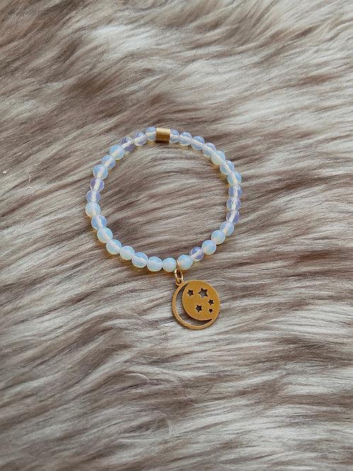 Moon+Stars Bracelet