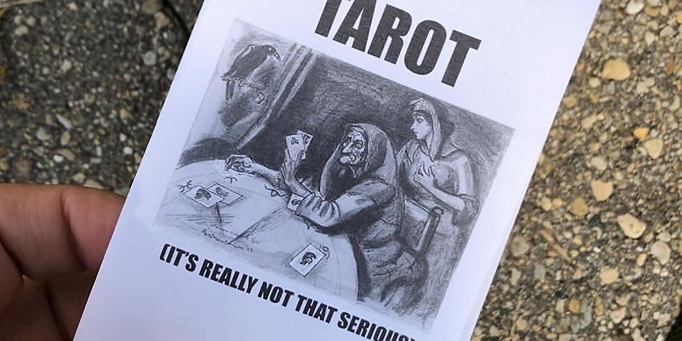 Witches Night Out Tarot
