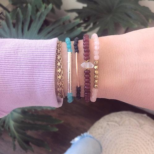 Bracelet Kits Sweetie, Ruby, Blue Cat, Beach Day