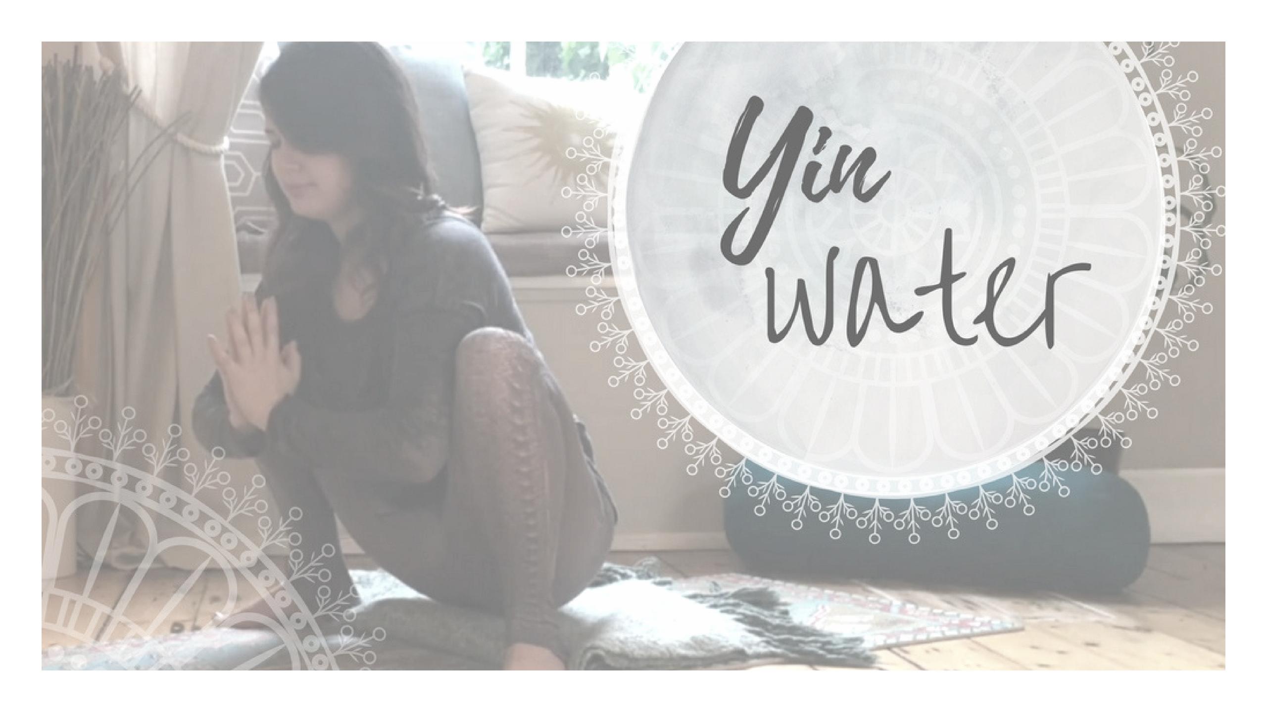 yin yoga online classes