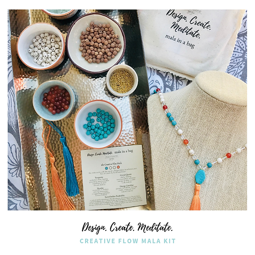the Creative Flow Mala Kit