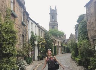 Goodbye Scotland!