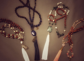 not for sale ~ my mala collection
