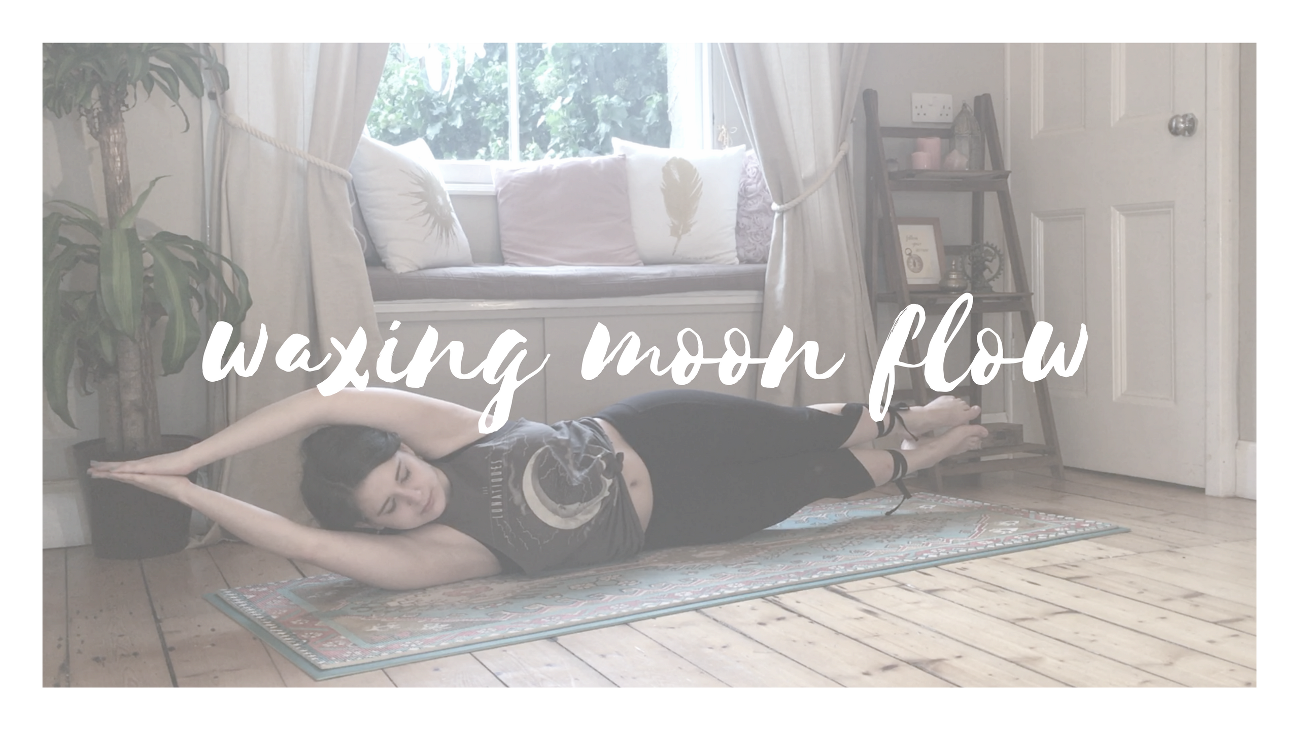 yoga for each moon phase