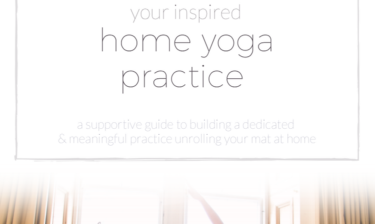 Home Yoga Practice Guide