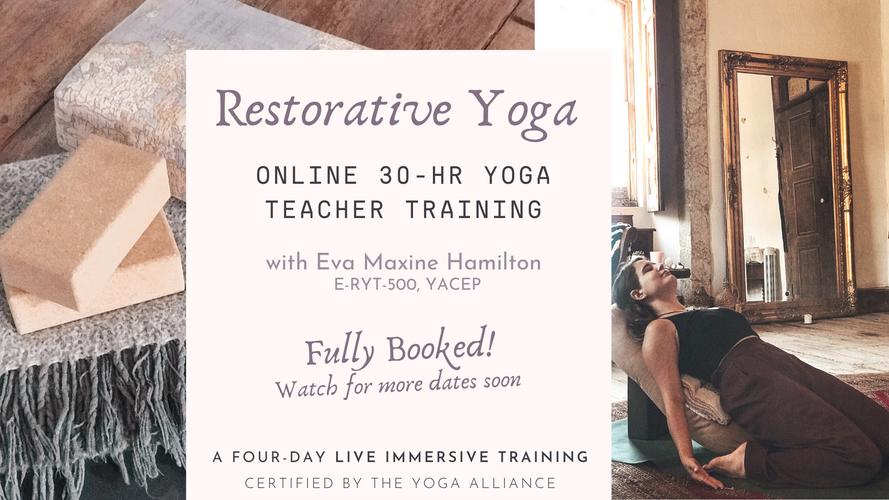 Restorative Yoga YTT