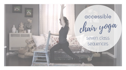 accessible chair yoga classes