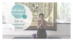 myofascial home practices