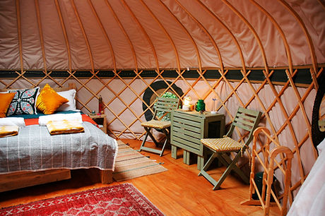 Yurt to table.JPG