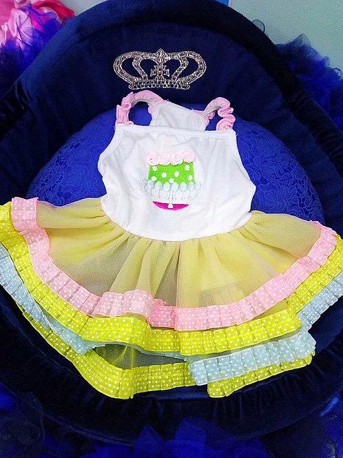 Платье Тортик