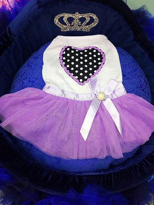 Платье Черное Сердце
