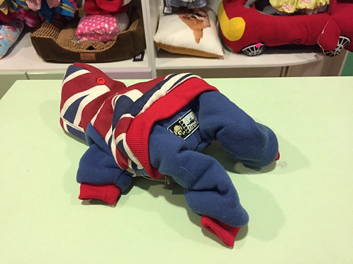 Комбинезон Британский Флаг