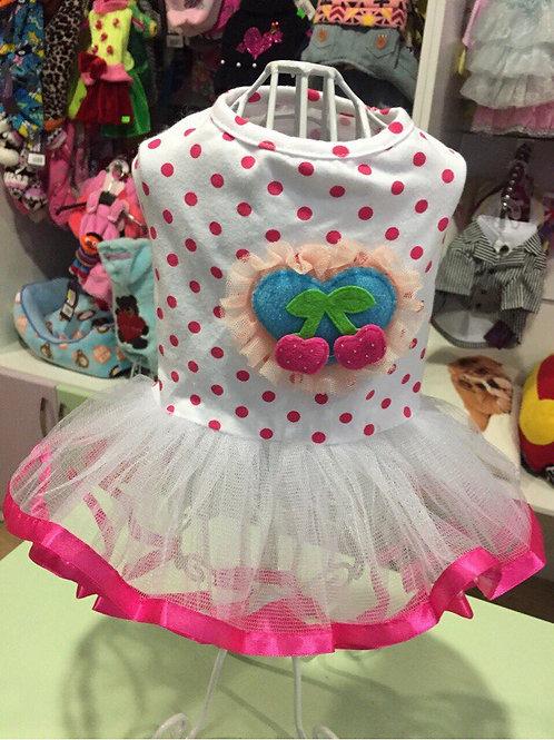 Платье Ягодка