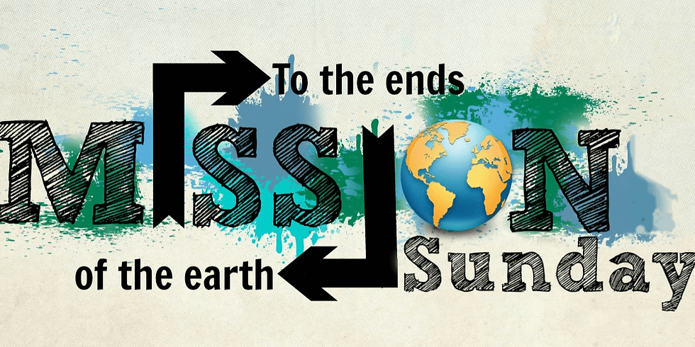 Mission Sunday: Give, to light the world  (1)