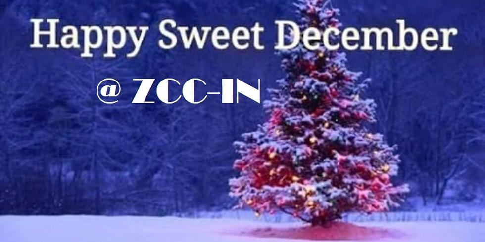 SWEET DECEMBER @ ZCC-IN