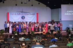 Civoipi-youthgroup choir