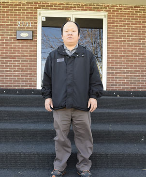 Ro Tung - Church custodian