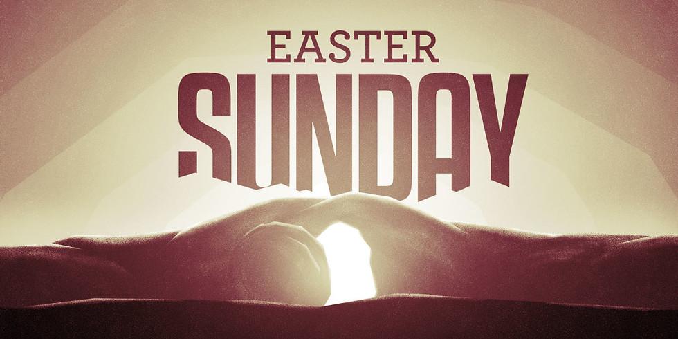 Easter Sunday: He has Risen
