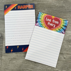 Personalized Camp Stationery
