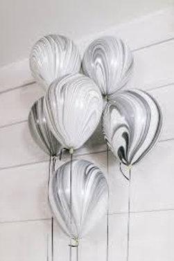 Marble Balloon/30 cm