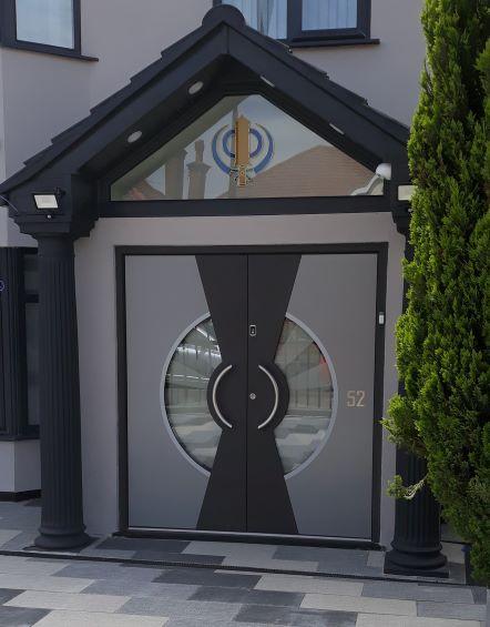 VA Windows S-500 Double Door opt
