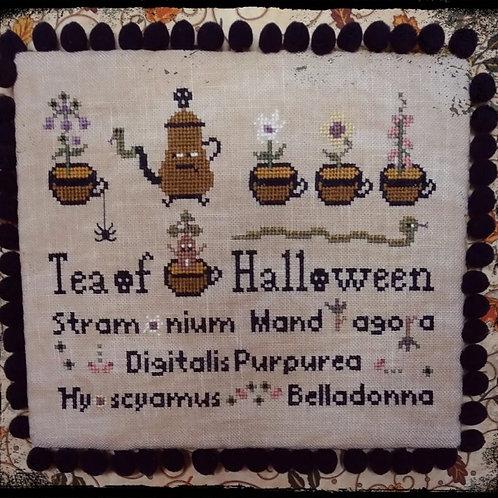 Tea of Halloween