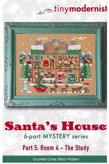 Santa's House Part 5