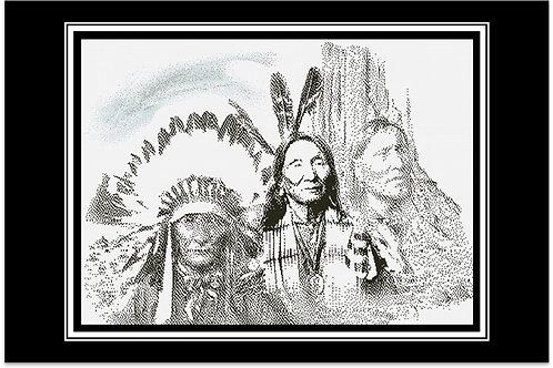Native Americans - Ronnie Rowe