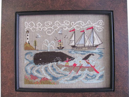 New England Whaling Waters