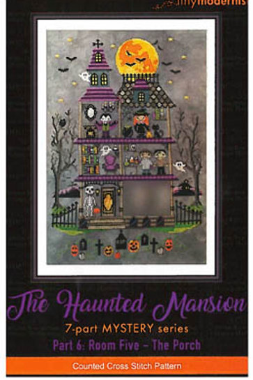 Haunted Mansion Part 6 only