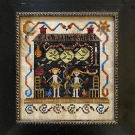 Eden's Dollhouse - Kathy Barrick