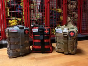 NEW IFAK Trauma Kits!