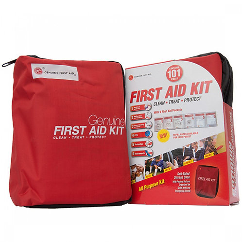 First Aid 101 Kit