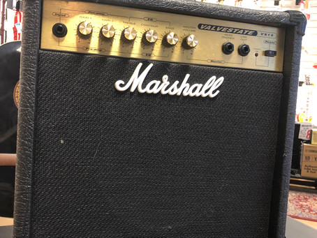 Marshall Valvestate VS15 899:- SÅLD!